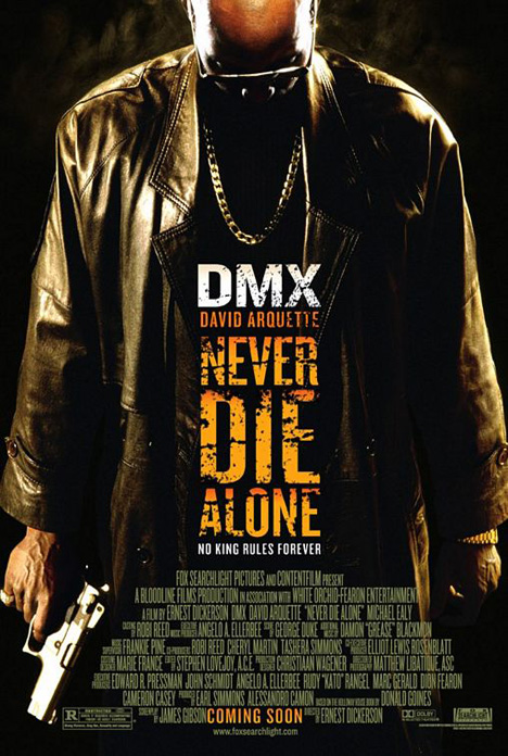 Never Die Alone Poster #1