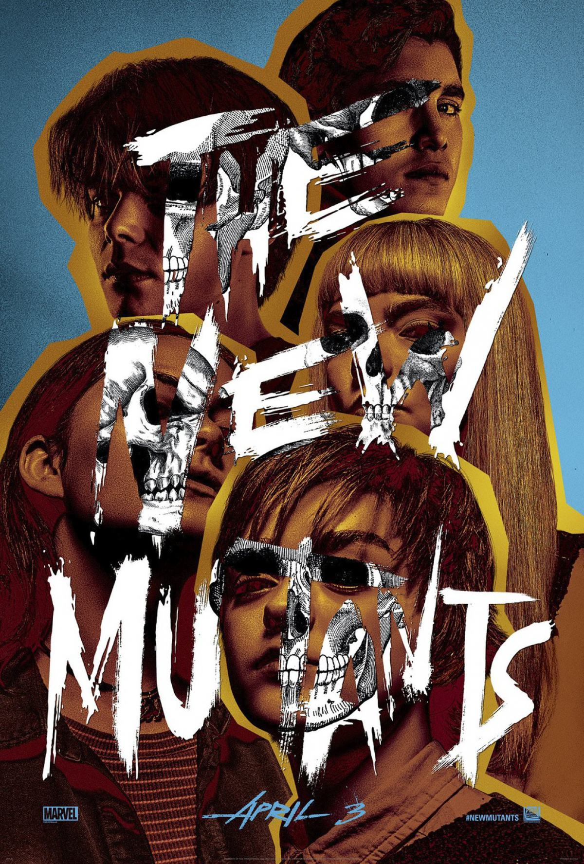 The New Mutants Poster #3