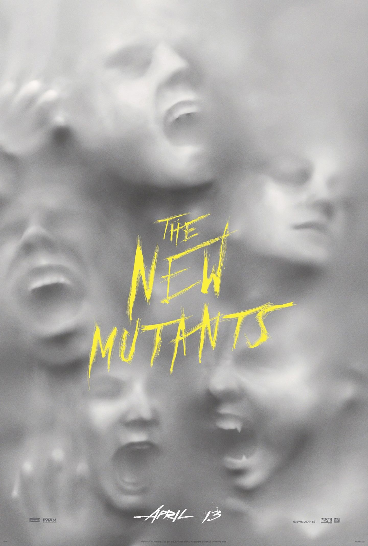 The New Mutants Poster #1