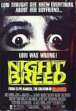 Nightbreed Poster #1