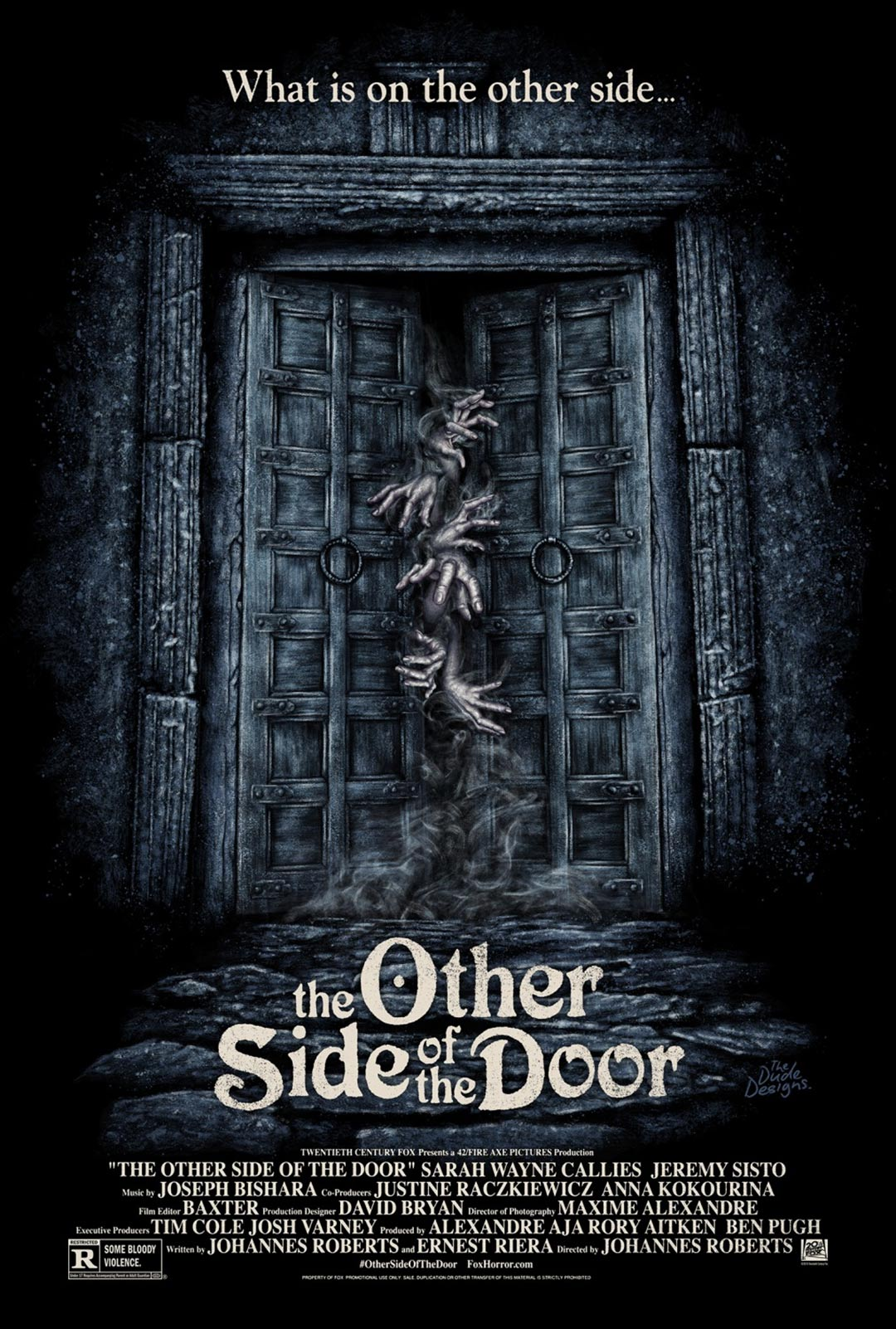 The Other Side of the Door Poster #2