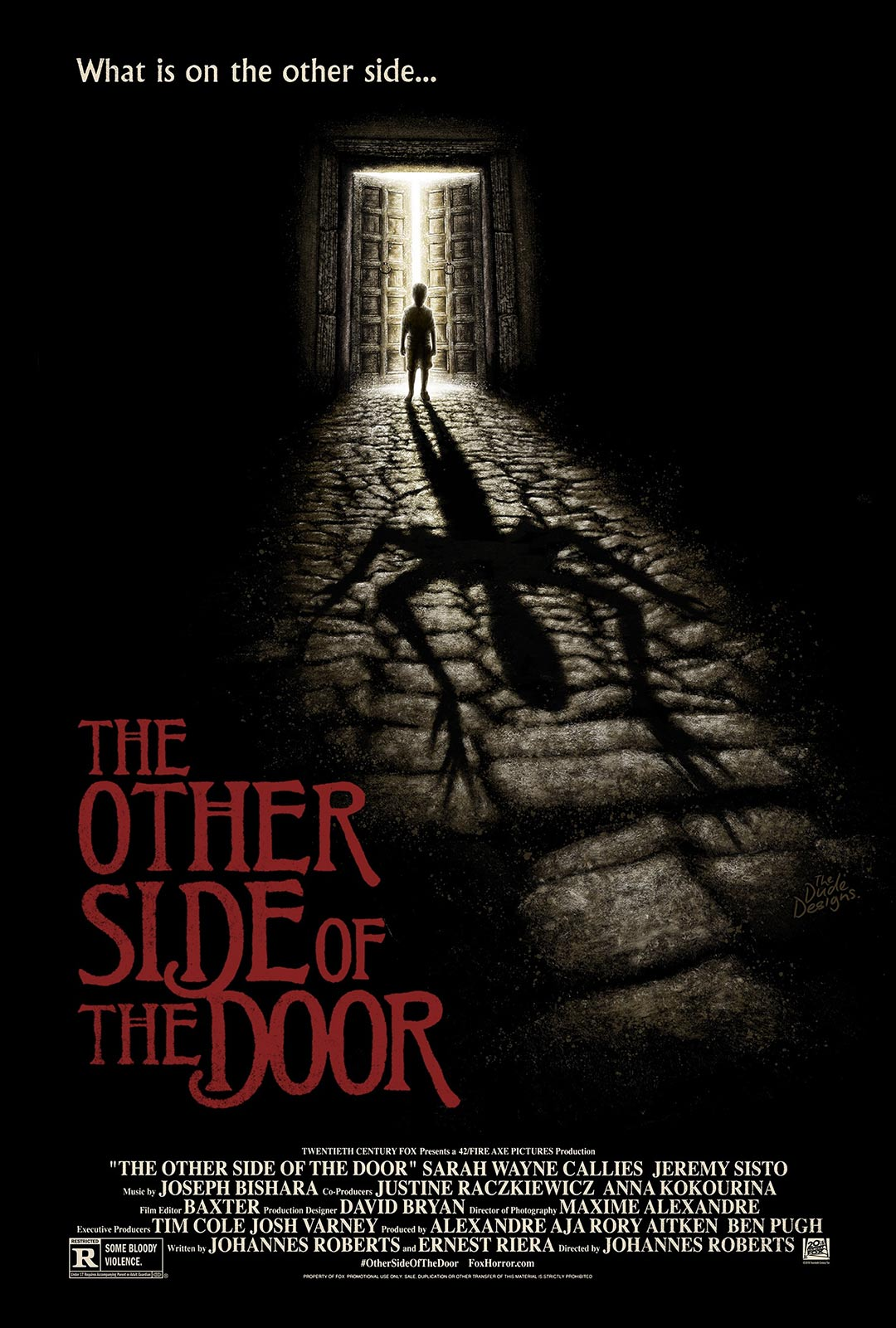 ... The Other Side of the Door Poster #4 & The Other Side of the Door (2016) Poster #4 - Trailer Addict pezcame.com
