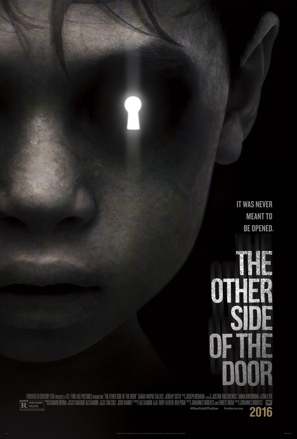 The Other Side of the Door Poster #1