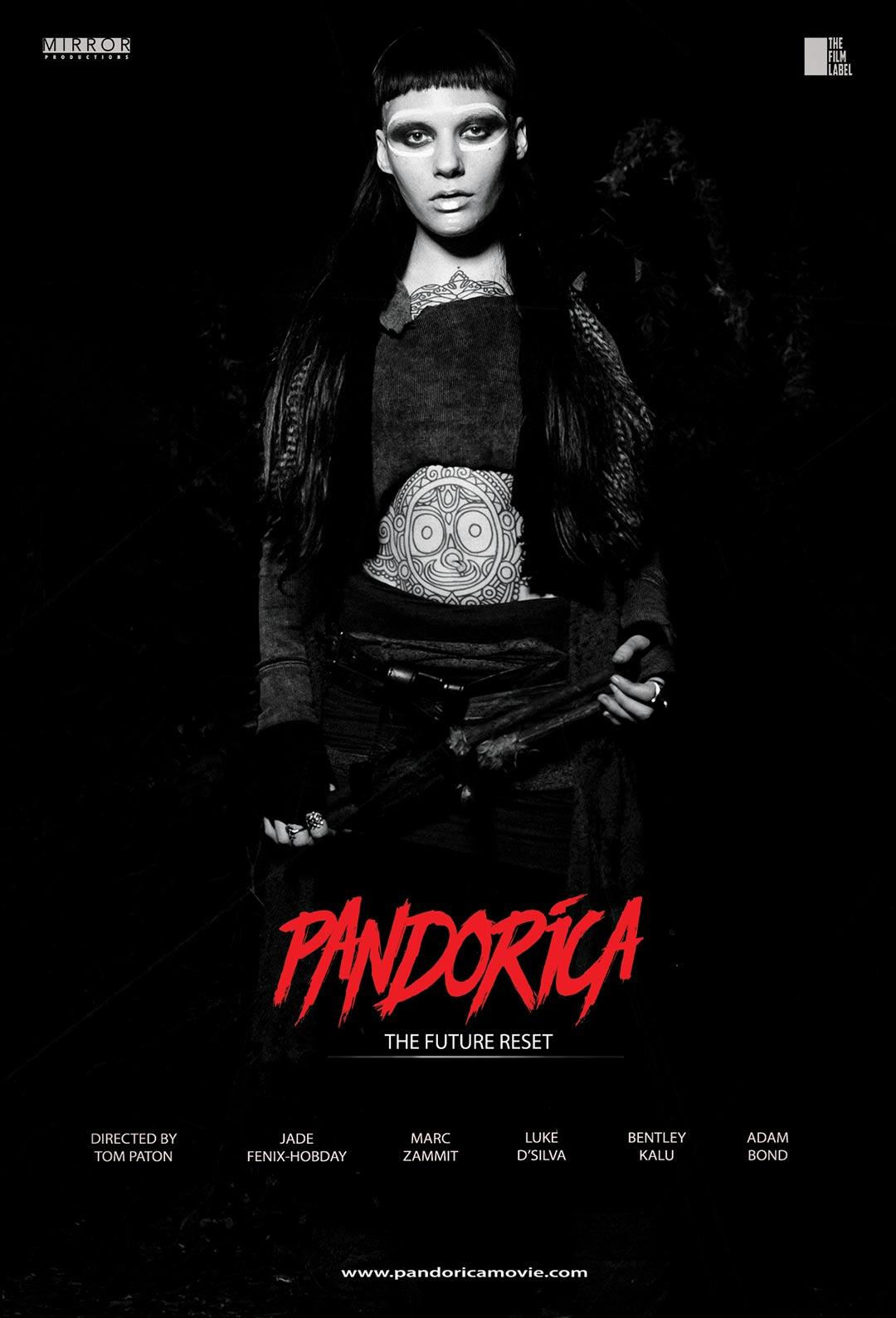 Pandorica Poster #1