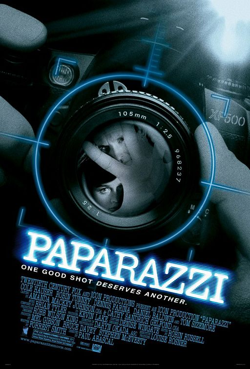 Paparazzi Poster #1