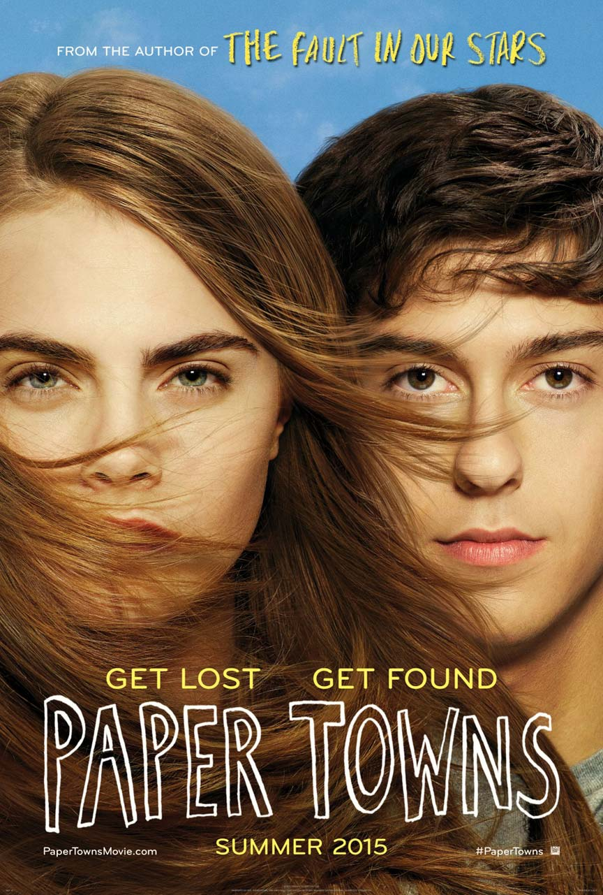 Paper Towns Poster #1