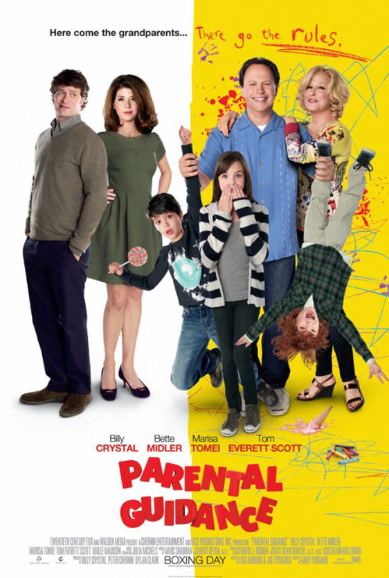 Parental Guidance Poster #2