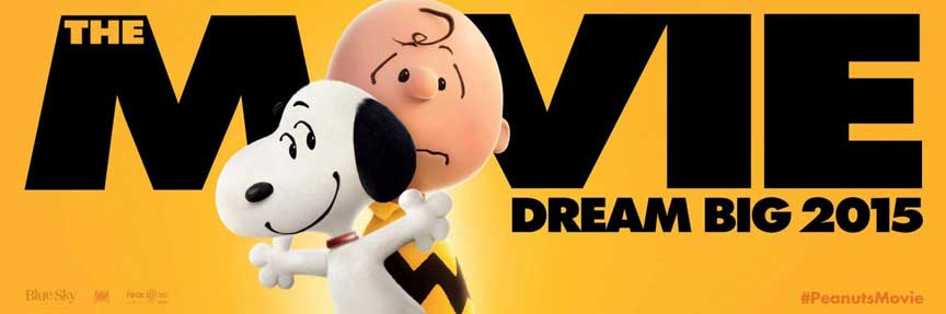 The Peanuts Movie Poster #2