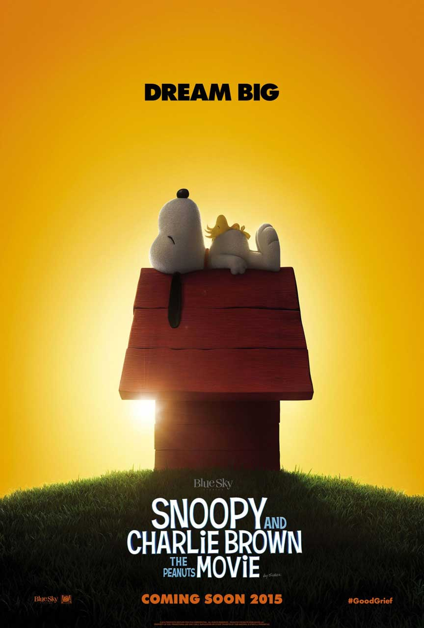 The Peanuts Movie Poster #1