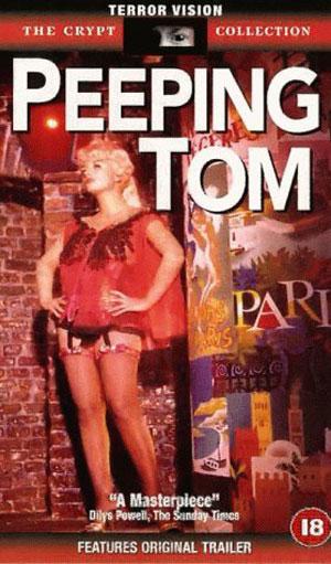 Peeping Tom Poster #2