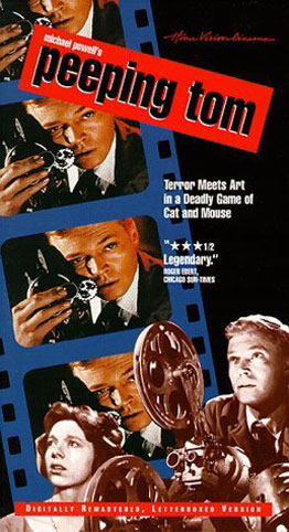 Peeping Tom Poster #3
