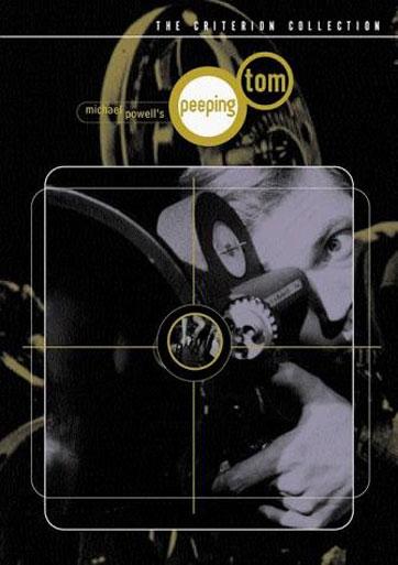 Peeping Tom Poster #1