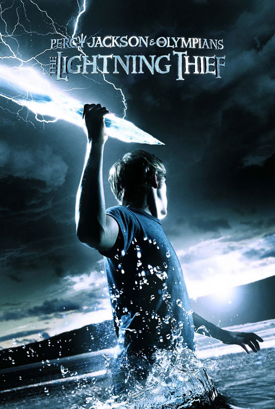 Percy Jackson & The Olympians: The Lightning Thief Poster #2