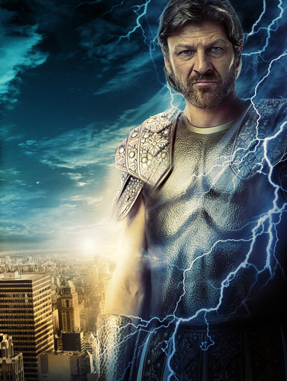 Percy Jackson & The Olympians: The Lightning Thief Poster #20