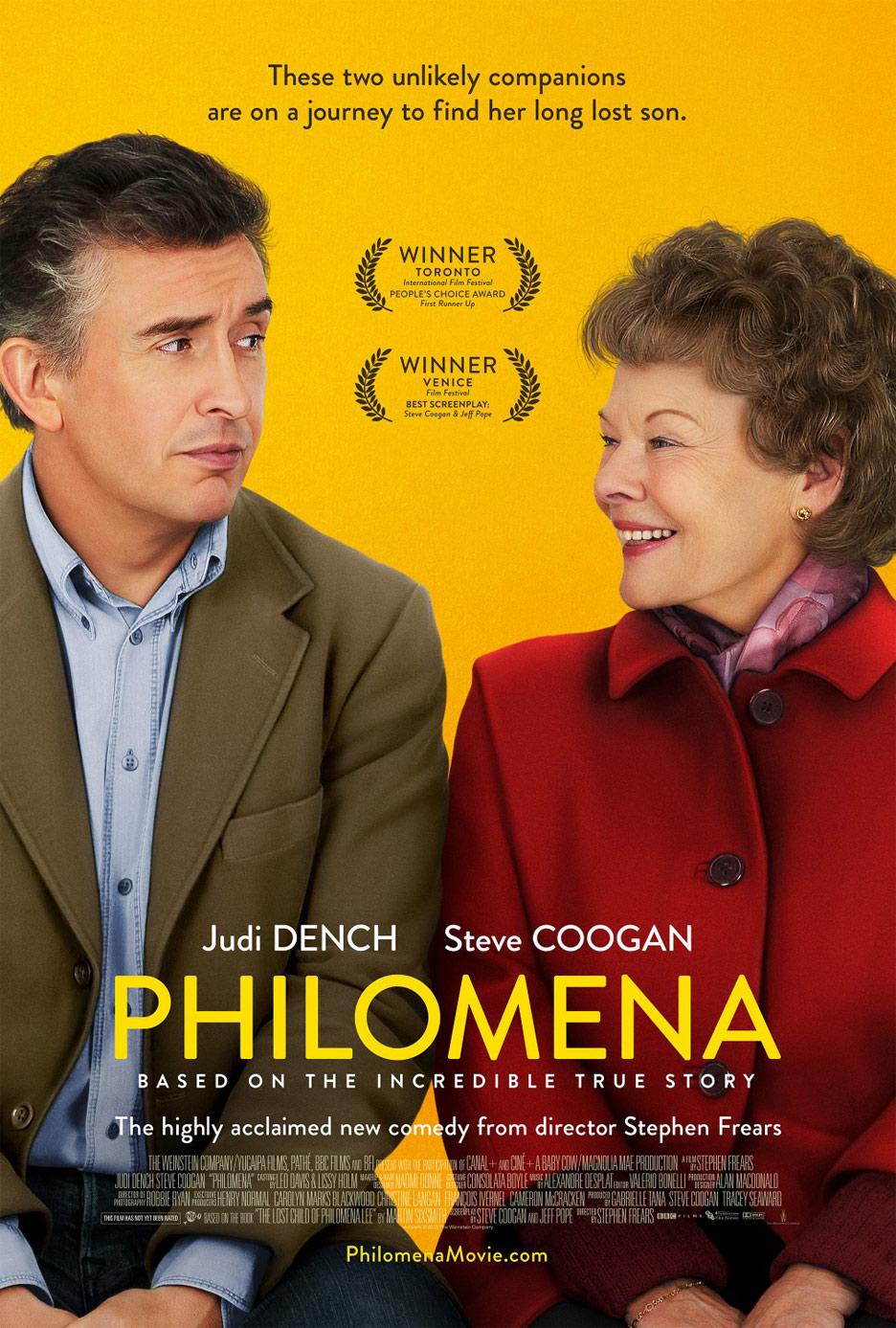 Philomena Poster #2