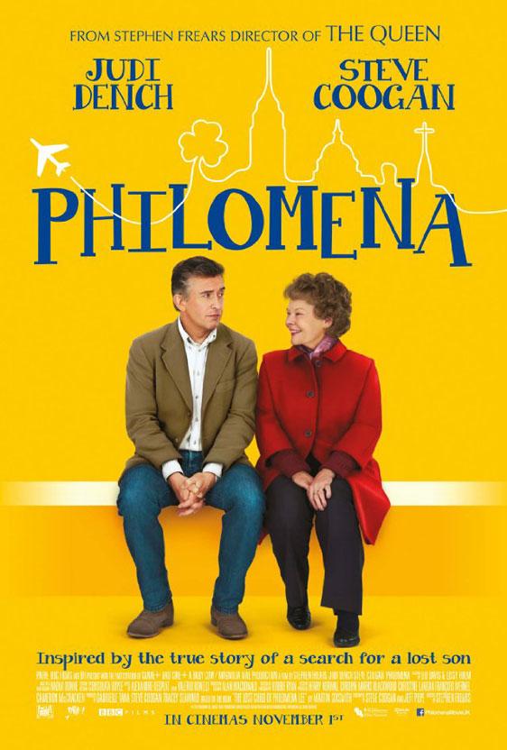 Philomena Poster #1