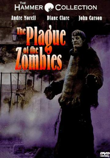 The Plague of the Zombies Poster #1