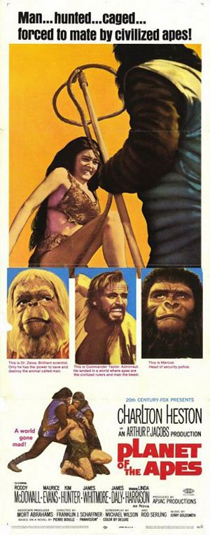 Planet of the Apes Poster #2