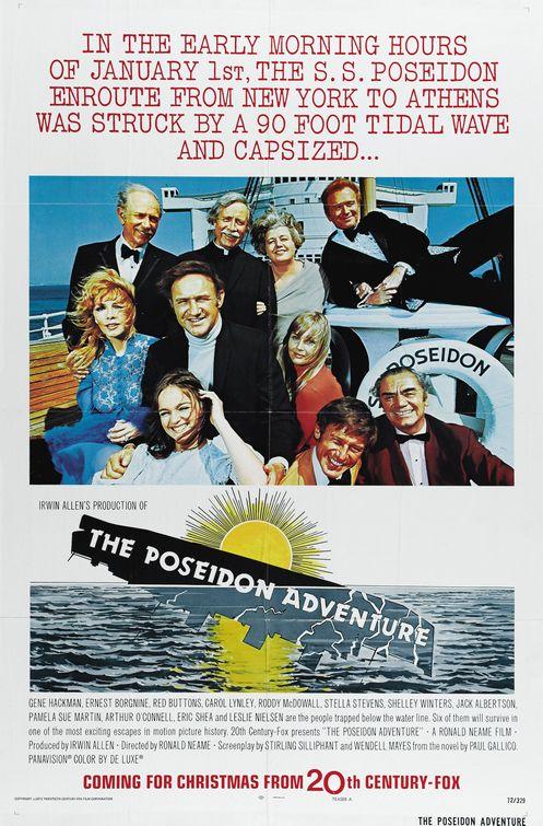 The Poseidon Adventure Poster #1