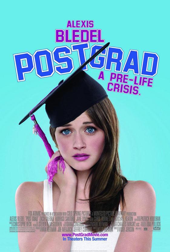 Post Grad Poster #2