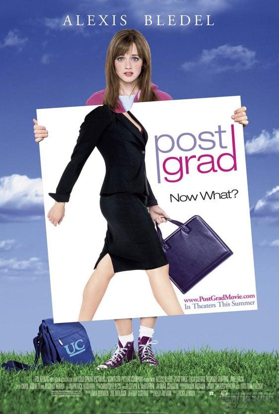 Post Grad Poster #1