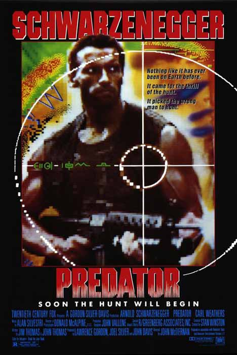 Predator Poster #1