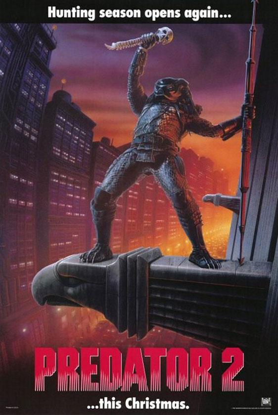 Predator 2 Poster #2