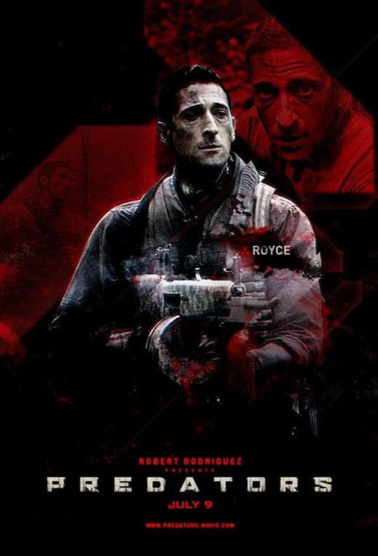Predators Poster #3