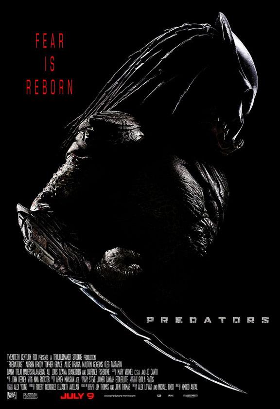 Predators (2010) Poster #1 - Trailer Addict