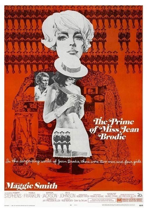 The Prime of Miss Jean Brodie Poster #1