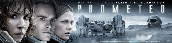 Prometheus Poster #11