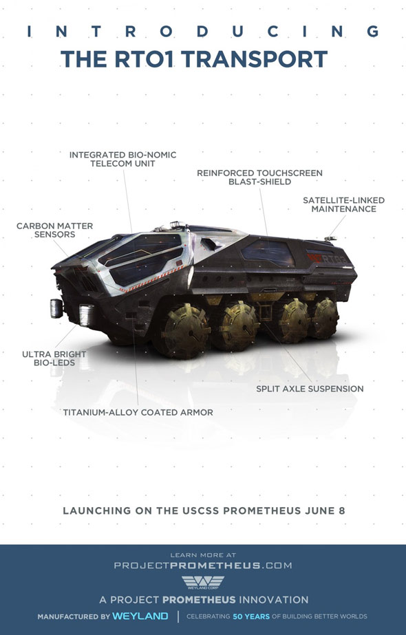 Prometheus Poster #4
