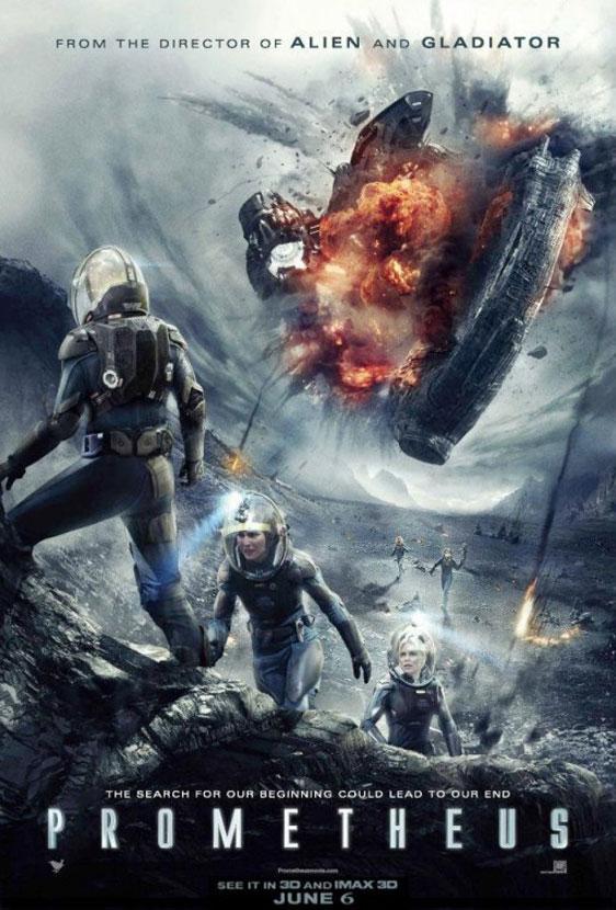 Prometheus Poster #8
