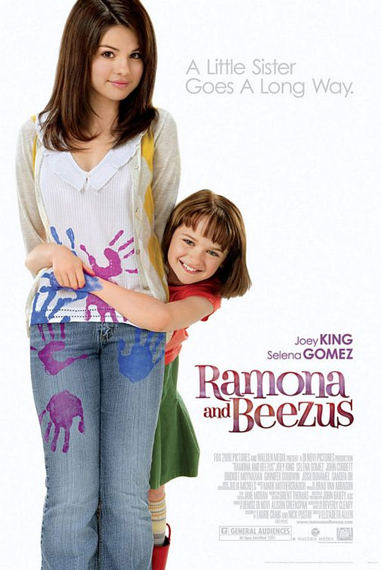Ramona and Beezus Poster #1