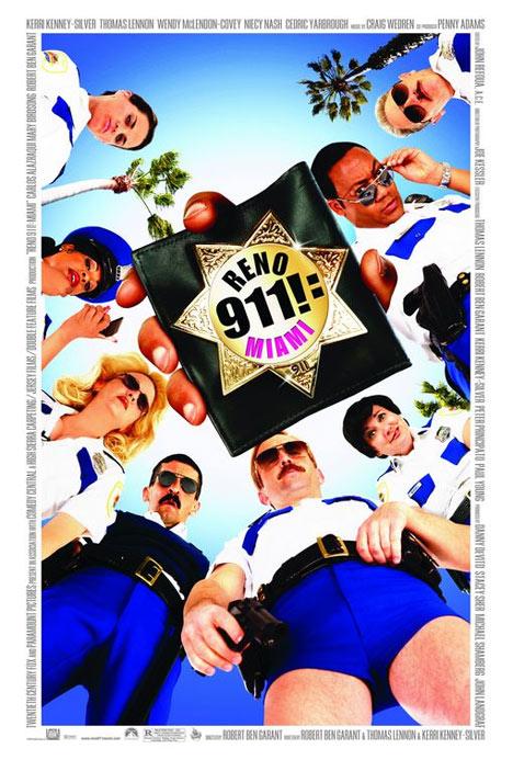 Reno 911!: Miami Poster #1