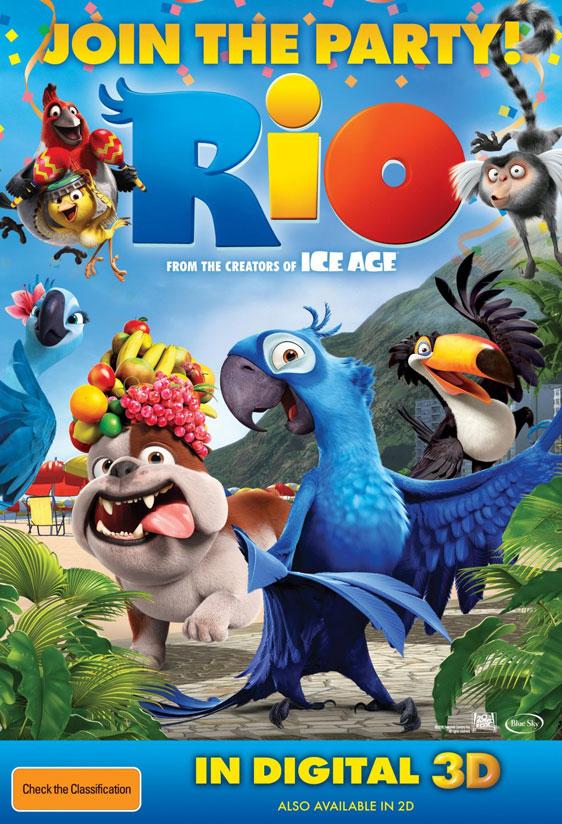 Rio Poster #13