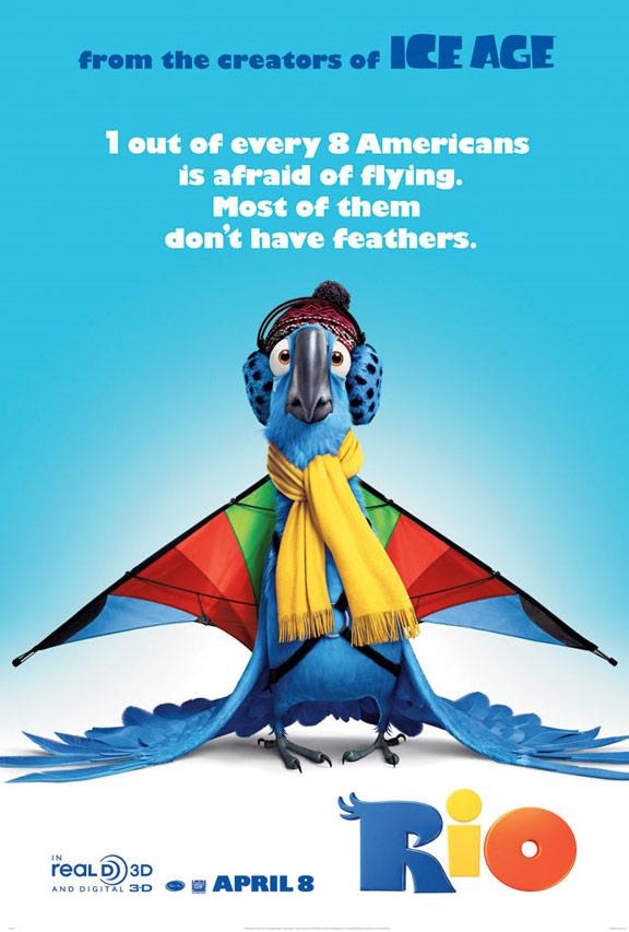 Rio Poster #1