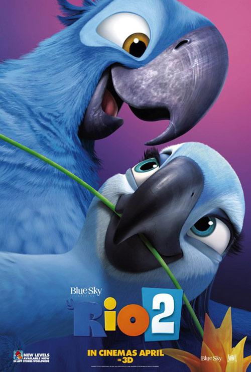 Rio 2 Poster #10