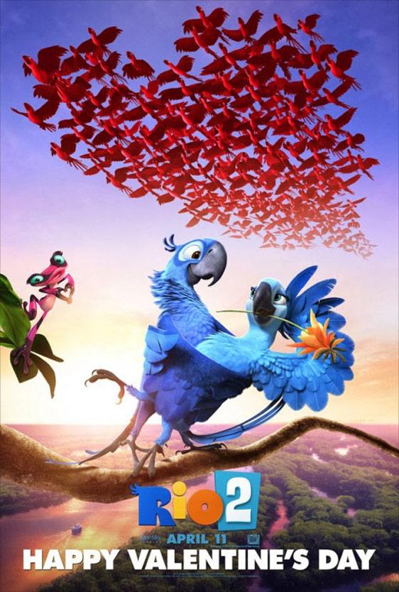 Rio 2 Poster #14