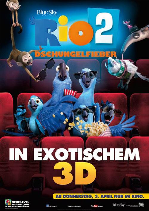 Rio 2 Poster #15