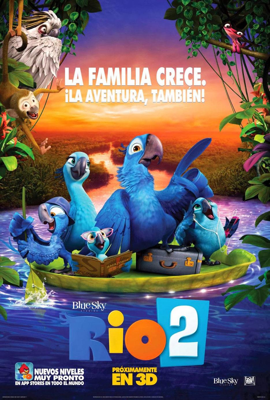 Rio 2 Poster #4