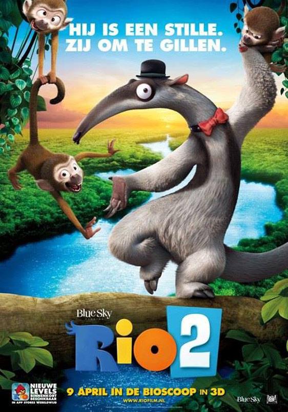 Rio 2 Poster #8