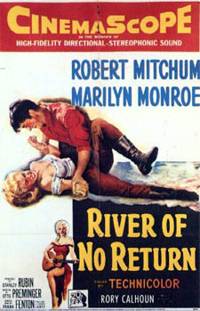 River of No Return Poster #1
