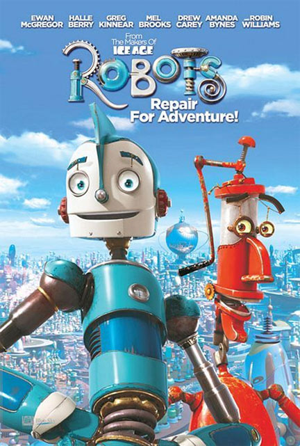Robots Poster #1