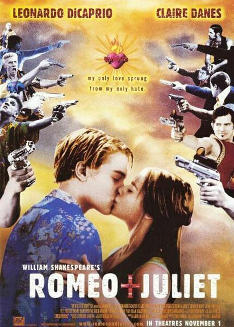 Romeo + Juliet Poster #2