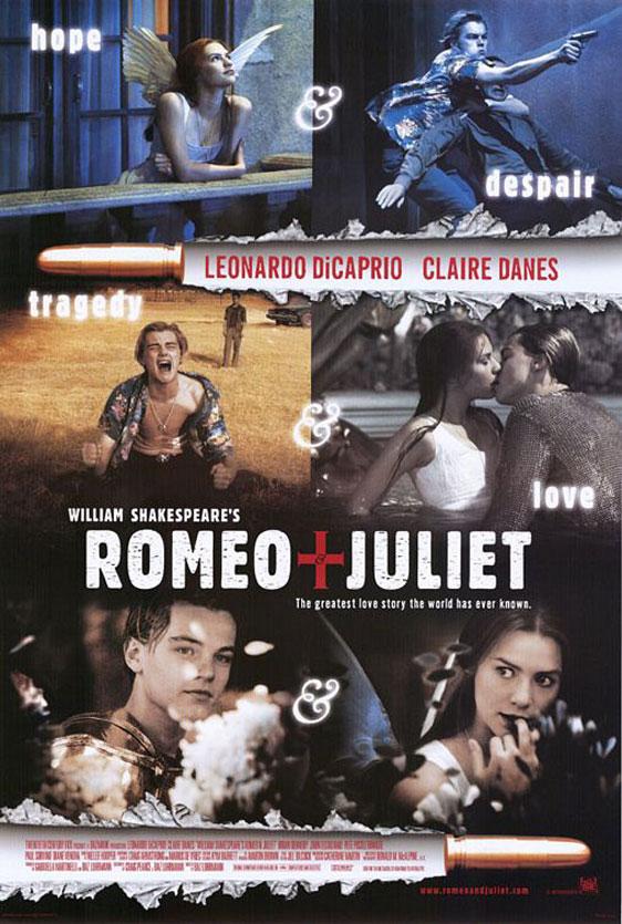 Romeo + Juliet Poster #1
