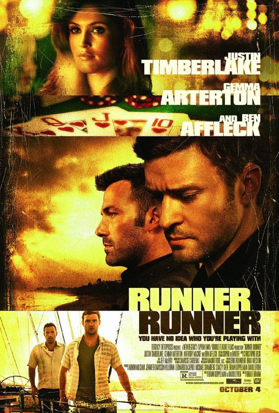 Runner Runner Poster #1