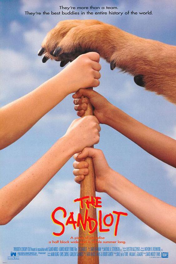 The Sandlot Poster #1