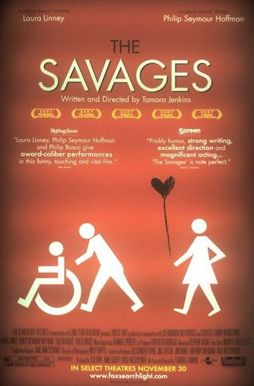 The Savages Poster #1