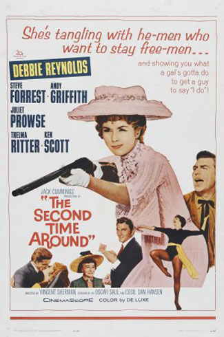 The Second Time Around Poster #1